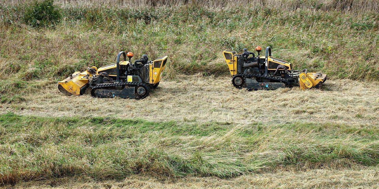 Idealnie skoszony trawnik czyli wszystko o traktorach do trawy